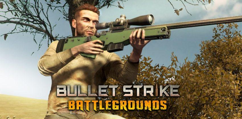 Bullet Strike: Battlegrounds เกมมือถือสไตล์ PUBG เปิด Pre-Register แล้ว