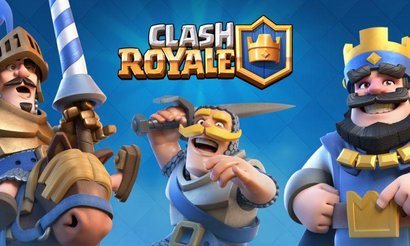 Clash Royale เผยโหมด Touchdown พร้อมคลิป Tournament