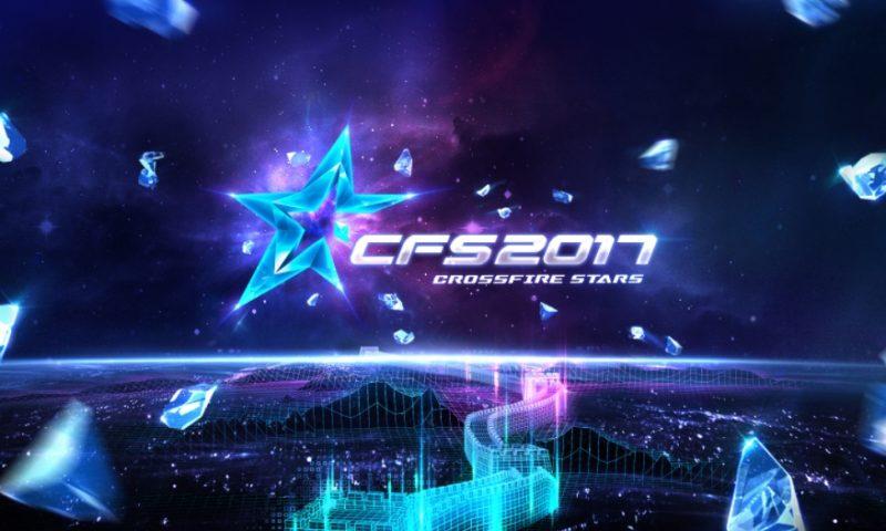CrossFire Stars 2017 เริ่มแข่งรอบ Grand Final ที่จีน 30 พ.ย. นี้