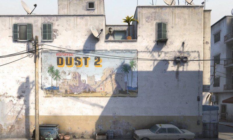 Valve เผยรีเมคแมพ Dust 2 ลง CS:GO Beta รอบหน้า