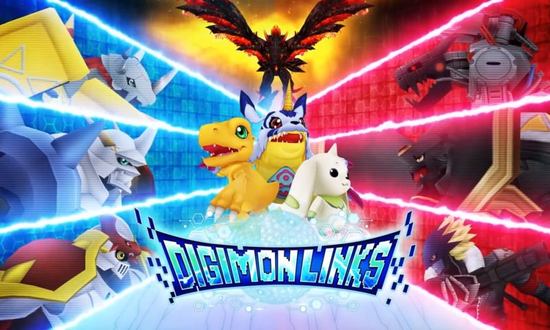 Digimon Links เปิดให้เล่น Soft Launch สโตร์ออสเตรเลียแล้ว