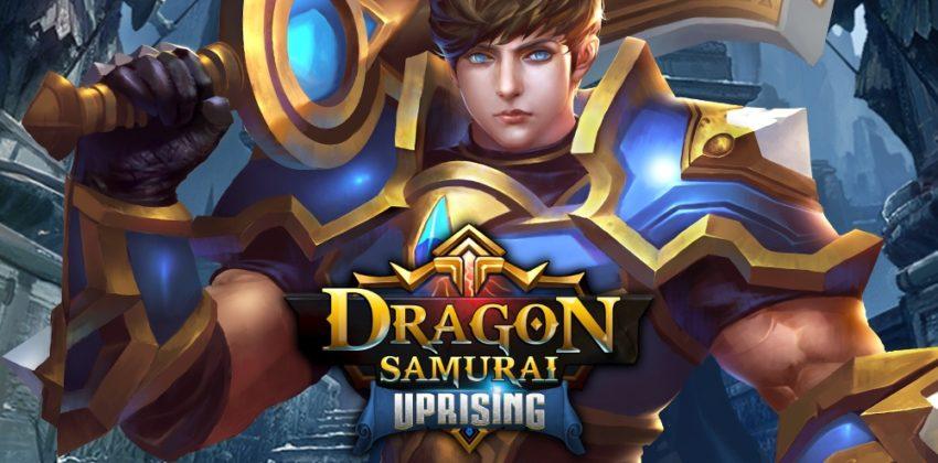 Dragon Samurai เกมมือถือ MMORPG สุดโหดเปิดโกลบอล 2 สโตร์แล้ว