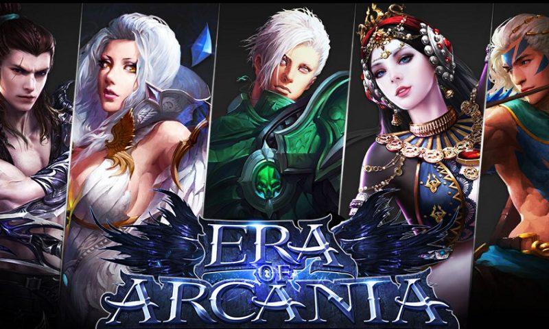 ลองไหม Era of Arcania เกมมือถือใหม่สุดอลัง เปิด CBT ระบบ Android