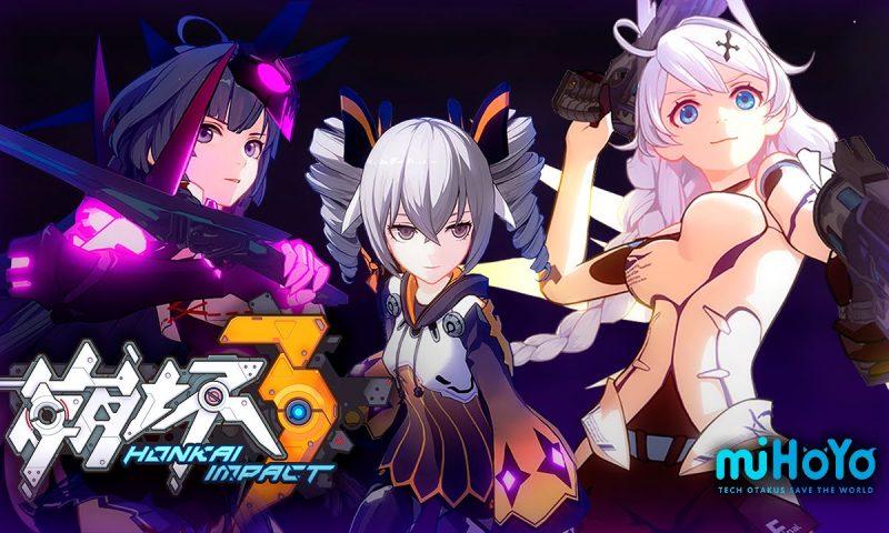Honkai Impact 3 ภาคต่อ Guns Girl ได้ฤกษ์บุกสโตร์ SEA
