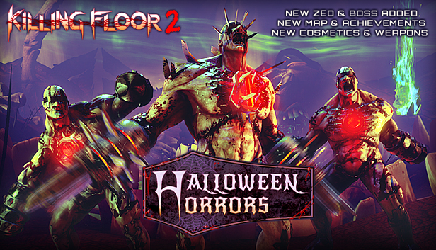 กล้าไหม Killing Floor 2 อัพเดท Halloween Horror เทศกาลโคตรผีดุ