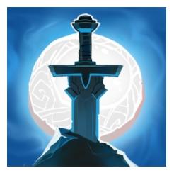 lionheart dark moon icon