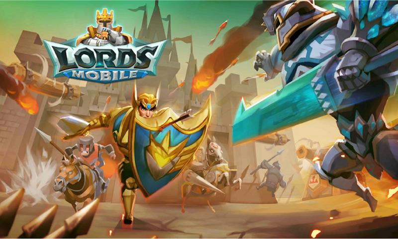 ล่าหรือถูกล่า Lords Mobile อัพเดทอีเวนท์ใหม่ Kingdom Hunters