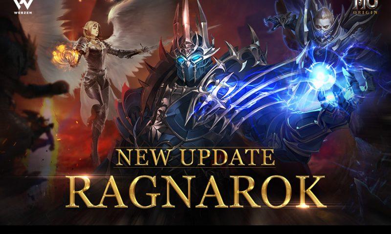 MU Origin เปิดฉากมหาสงคราม Ragnarok บนลานอารีน่า 100 vs 100