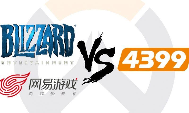 เป็นเรื่อง Blizzard จับมือ NetEase ฟ้อง 4399 ฐานก๊อป Overwatch