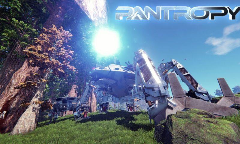 Pantropy เกมหุ่นรบ Sci-Fi เปิดลงทะเบียนรอบ Alpha Test แล้ว