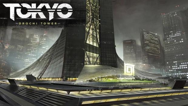 Secret World Legends อัพเดท Orochi Tower เขตสุดท้ายแห่ง Tokyo