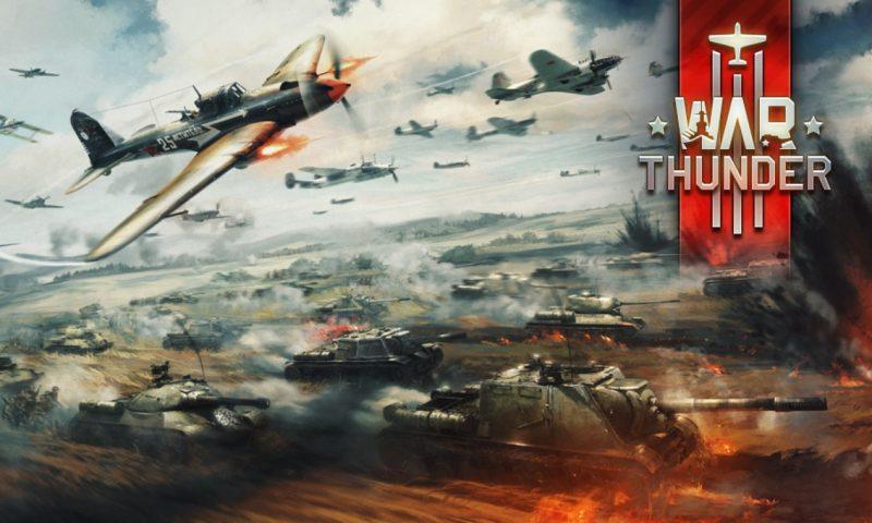 War Thunder เตรียมส่งต่อสมรภูมิรบสุดมันส์ลงเครื่อง XBox One