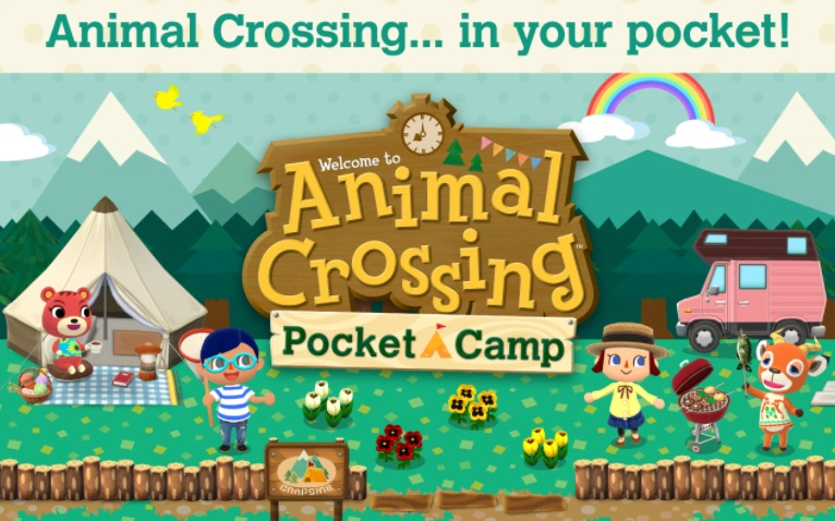 Animal Crossing: Pocket Camp ยกก๊วนสัตว์ป่วน ลงสโตร์โกลบอลแล้ว