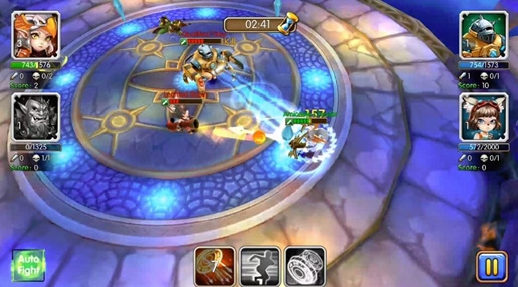 Brave Legends21117 8