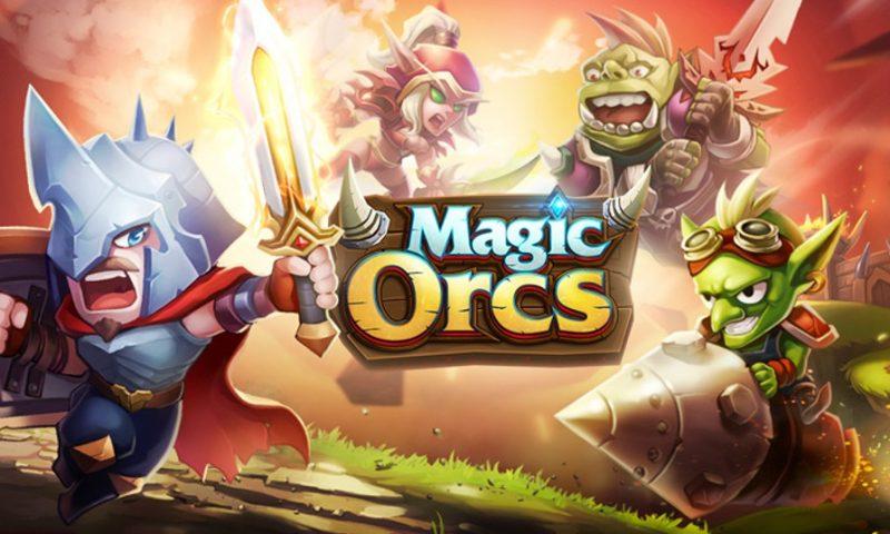 Magic Orcs เกมมือถือสไตล์ RPG ลงสโตร์ Android พร้อมให้โหลด