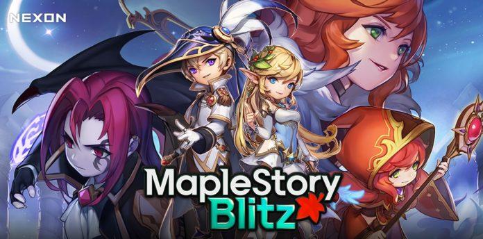 MapleStory Blitz ระเบิดความมันส์กับรอบ Soft-Launch บน Android วันนี้