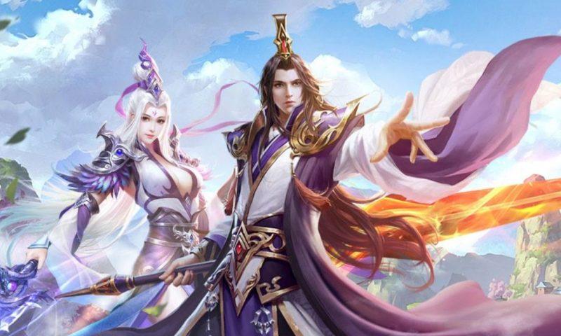 Moon&Sword กระบี่แสงจันทร์ เกมมือถือใหม่สไตล์จีนกำลังภายใน