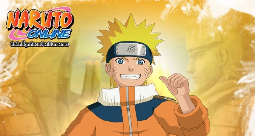 Naruto Online เวอร์ชั่นภาษาไทย บุกโชว์ตัวครั้งแรก TGSBIG 2017