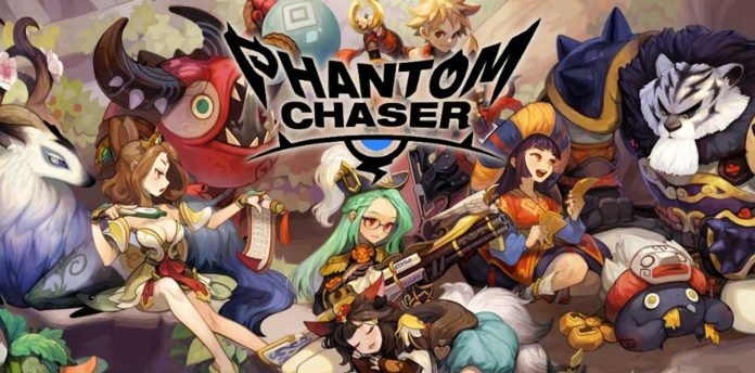 ล่าท้าผีฉบับอินเตอร์ Phantom Chaser ชวนสร้างทีมสุดหลอนวันนี้
