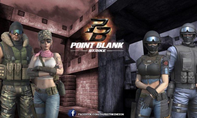 Point Blank: Strike แรงส์ตั้งแต่ออกตัว ยอดโหลดกว่า 5 ล้านครั้ง