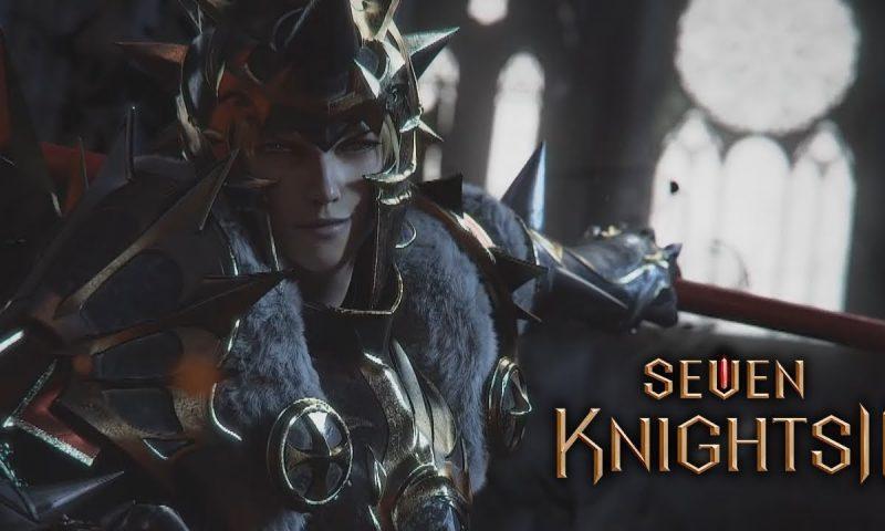 แย้มข้อมูลใหม่ Seven Knights 2 เวอร์ชั่นเกมมือถือ MMORPG