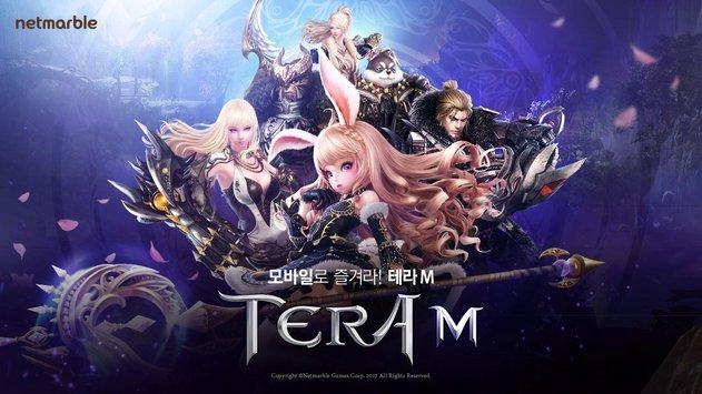 TERA M korea launch 01