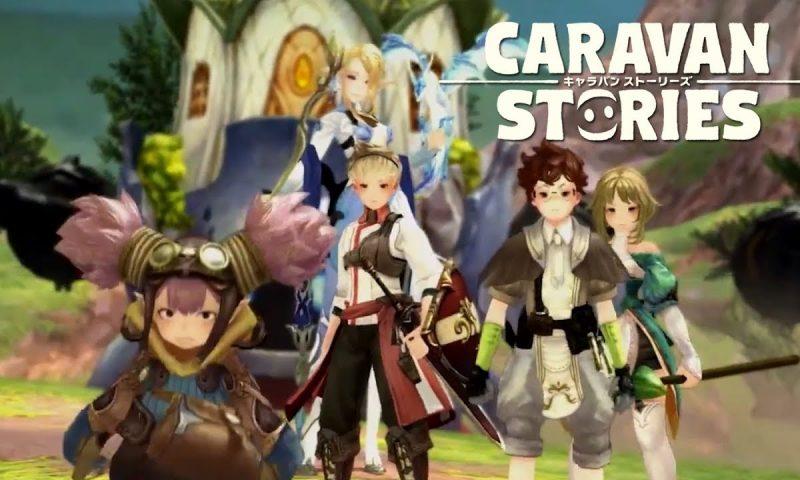 มาแล้ว คลิปโชว์ระบบต่อสู้ Caravan Stories เกมกราฟิกขั้นเทพจาก Aiming