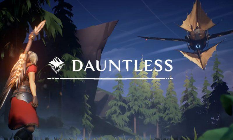 Dauntless อัพเดทคอนเทนท์ชุดแรก Forge Your Legend