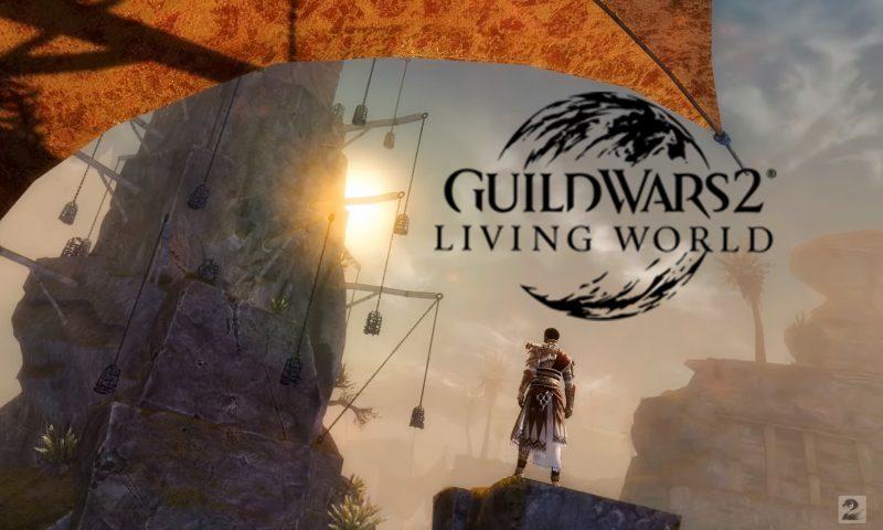 Guild Wars 2 อัพเดทภาคเสริมใหม่ Daybreak
