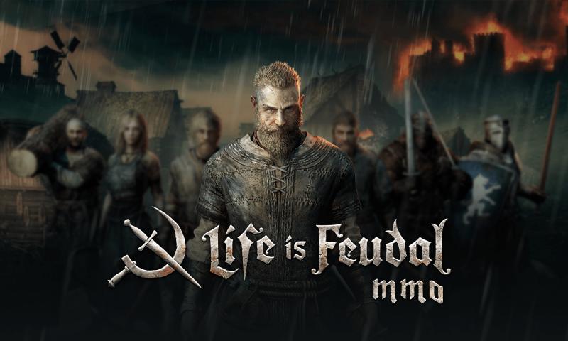 Life is Feudal เกมโหดโคตรสมจริง พร้อมเปิด Early มกราคมนี้