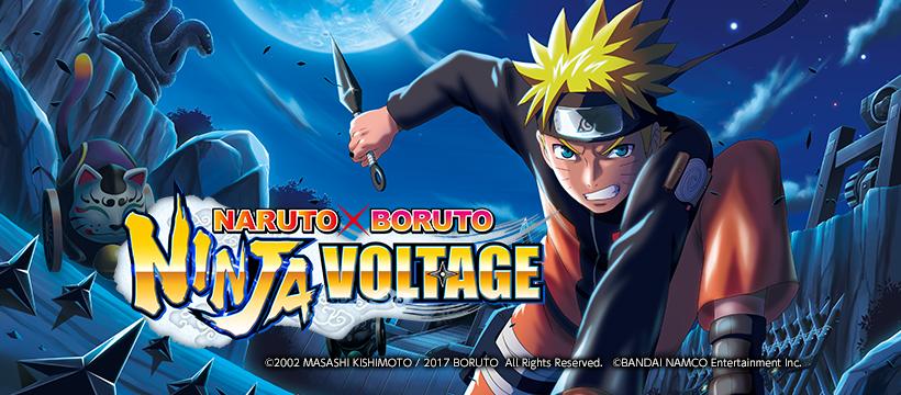 อย่างไว NARUTO X BORUTO Ninja Voltage เปิดฉบับอินเตอร์ให้เล่นแล้ว