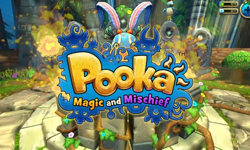 Pooka: Magic and Mischief เกมลุยเกาะสุดฟรุ้งฟริ้ง เปิดให้เล่น 20 พ.ย.นี้