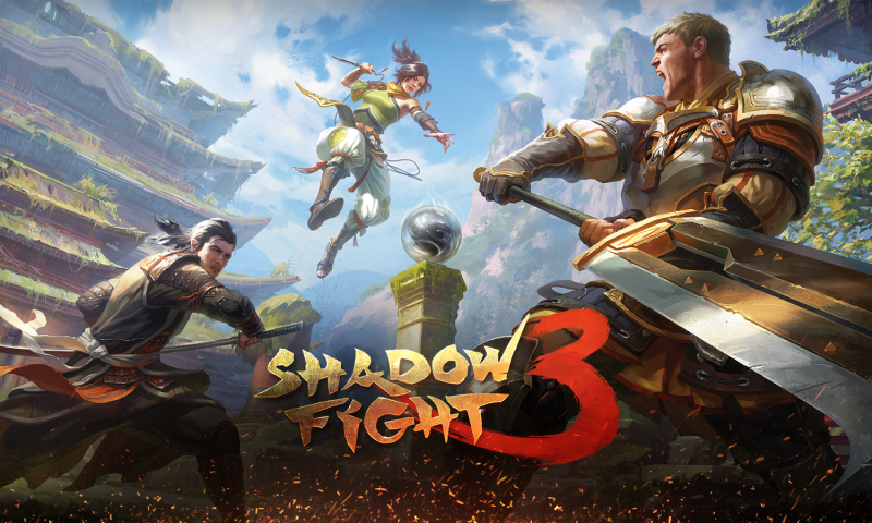 ไฝว้กันไหม Shadow Fight 3 เปิดโกลบอลให้ดวลสนั่นทั้ง iOS และ Android