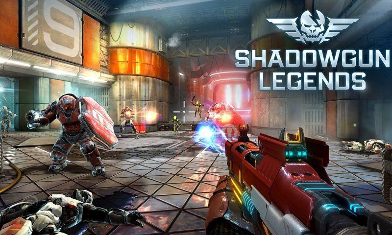 ท้าให้ลอง Shadowgun Legends เปิดดวล Soft Launch สโตร์ Google Play