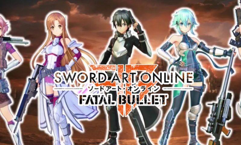 ยั่วอีกแล้ว Sword Art Online: Fatal Bullet ส่ง Trailer โชว์ระบบในเกม