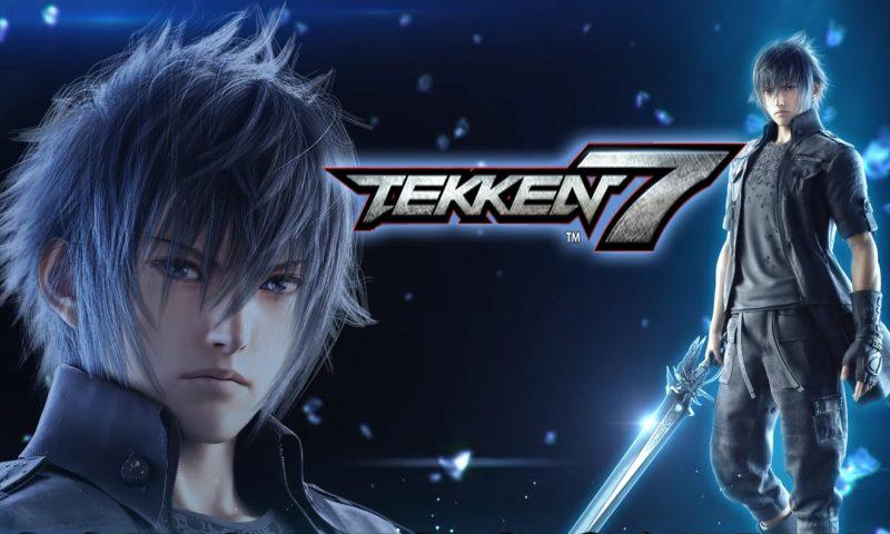 ฮอตไม่หยุด เจ้าชาย Noctis ข้ามค่ายเฉพาะกิจ สู่สังเวียน Tekken 7