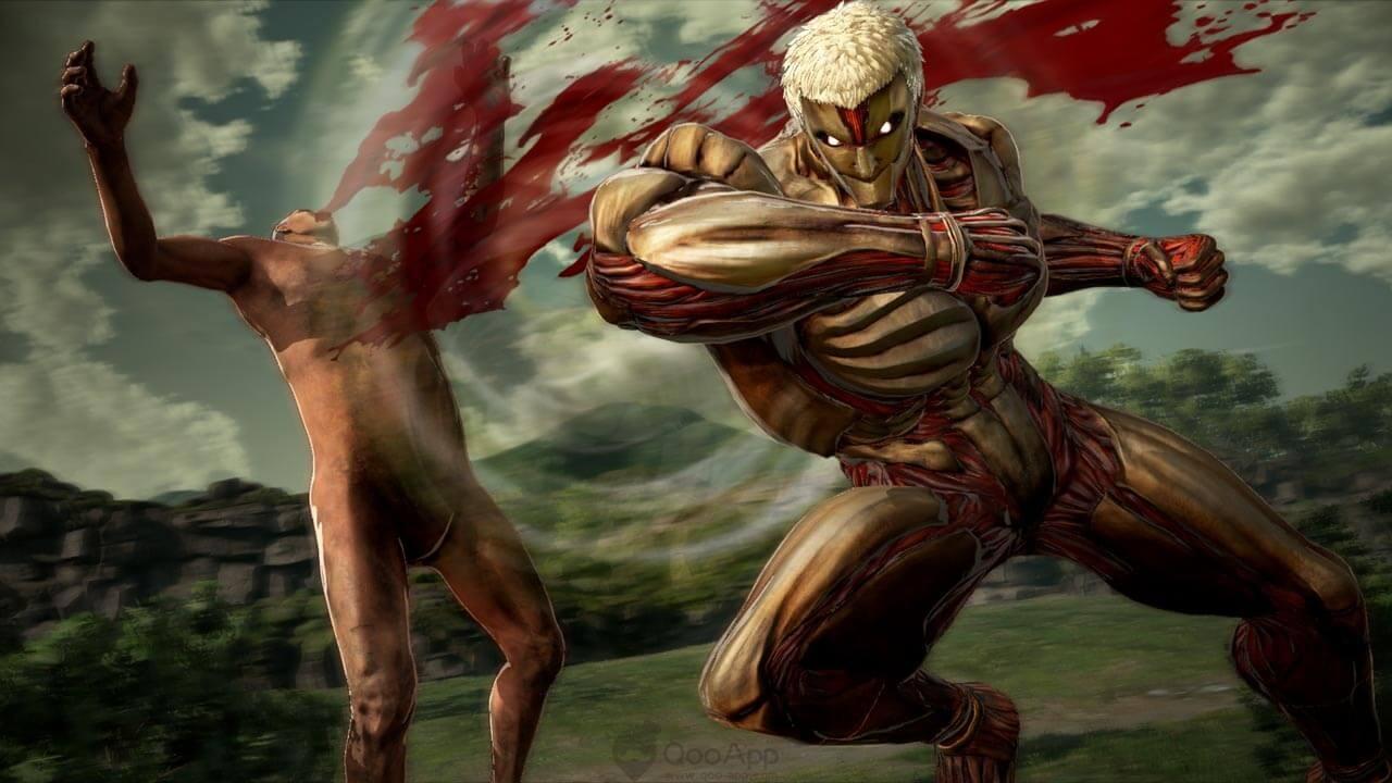 Attack on Titan 2 2018 01