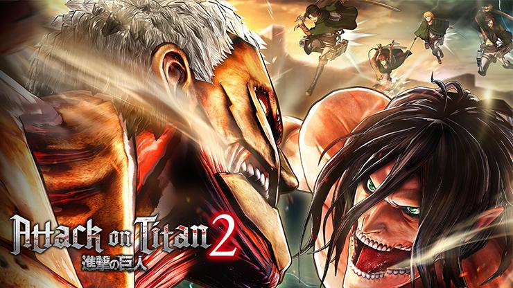 Attack on Titan 2 2018 05