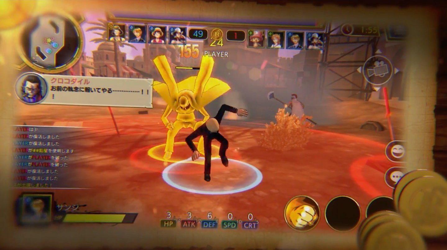 ส่องเลย One Piece: Bounty Rush เผยเกมเพลย์อวดระบบและคลาสอาชีพ - GameMonday