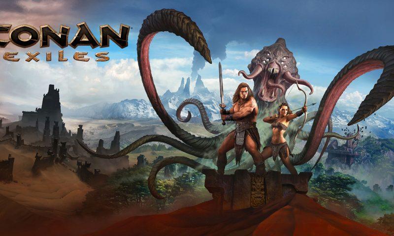 เผยเกมเพลย์ใหม่ Conan Exiles ฉลองเปิด Official กลางปี 2018