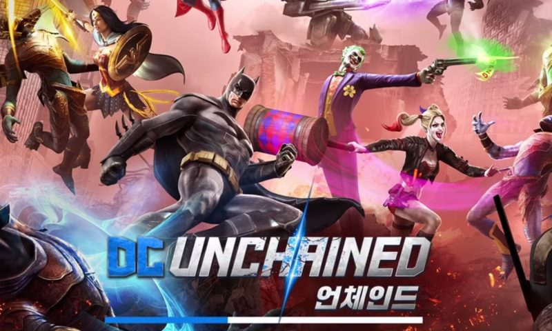 จักรวาลแตก DC Unchained ระเบิด CBT ฮีโร่ปะทะวายร้าย ต้นปีหน้า