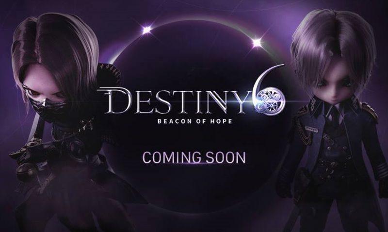 พรีวิว Destiny 6 ศึกฮีโร่แห่งโชคชะตา ก่อนเปิดเซิร์ฟไทยให้เล่นจริง