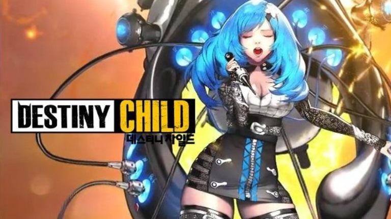 Destiny Child เกมโมบายสไตล์ RPG จ่อสร้างเป็นอนิเมะเวอร์ชั่น JP