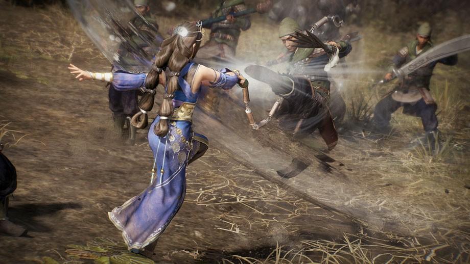 Dynasty Warriors 9 update 01