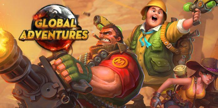 เกม MMORPG เปิดใหม่ Global Adventures ท้าผจญภัย 5 ทวีป