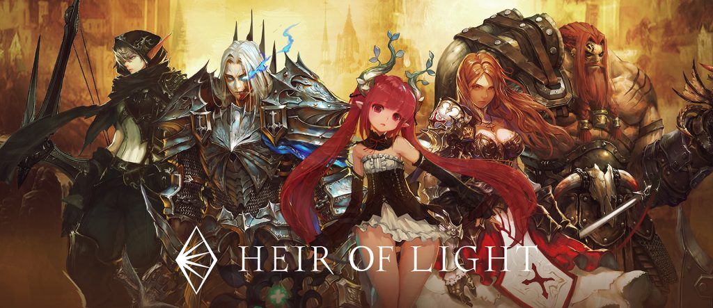 Heir of Light 7318 0000