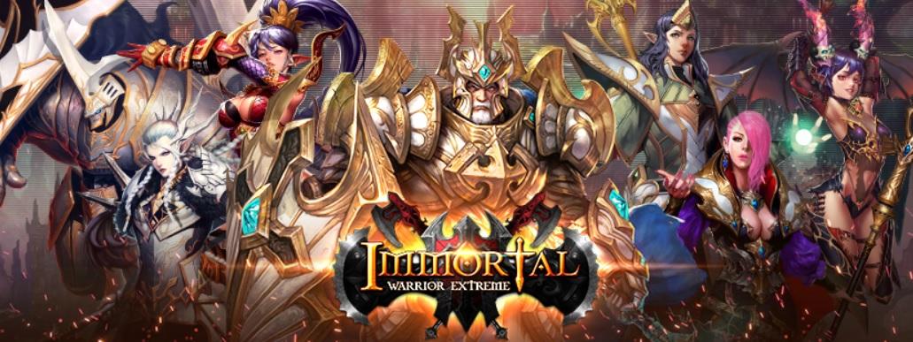 Immortal Warrior Extreme141217 00
