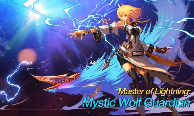 Kritika เปิดตัวคลาสใหม่ Mystic Wolf Guardian ฉลอง 30 ล้านโหลด