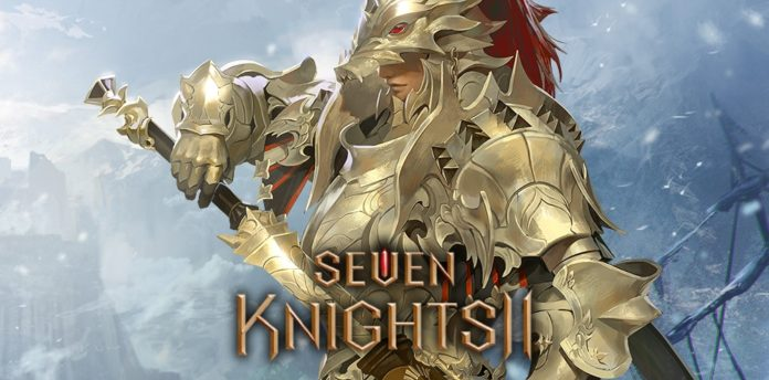Seven Knights 2 เปิดตัว Valdur อัศวินเกราะทองจากภาคแรก