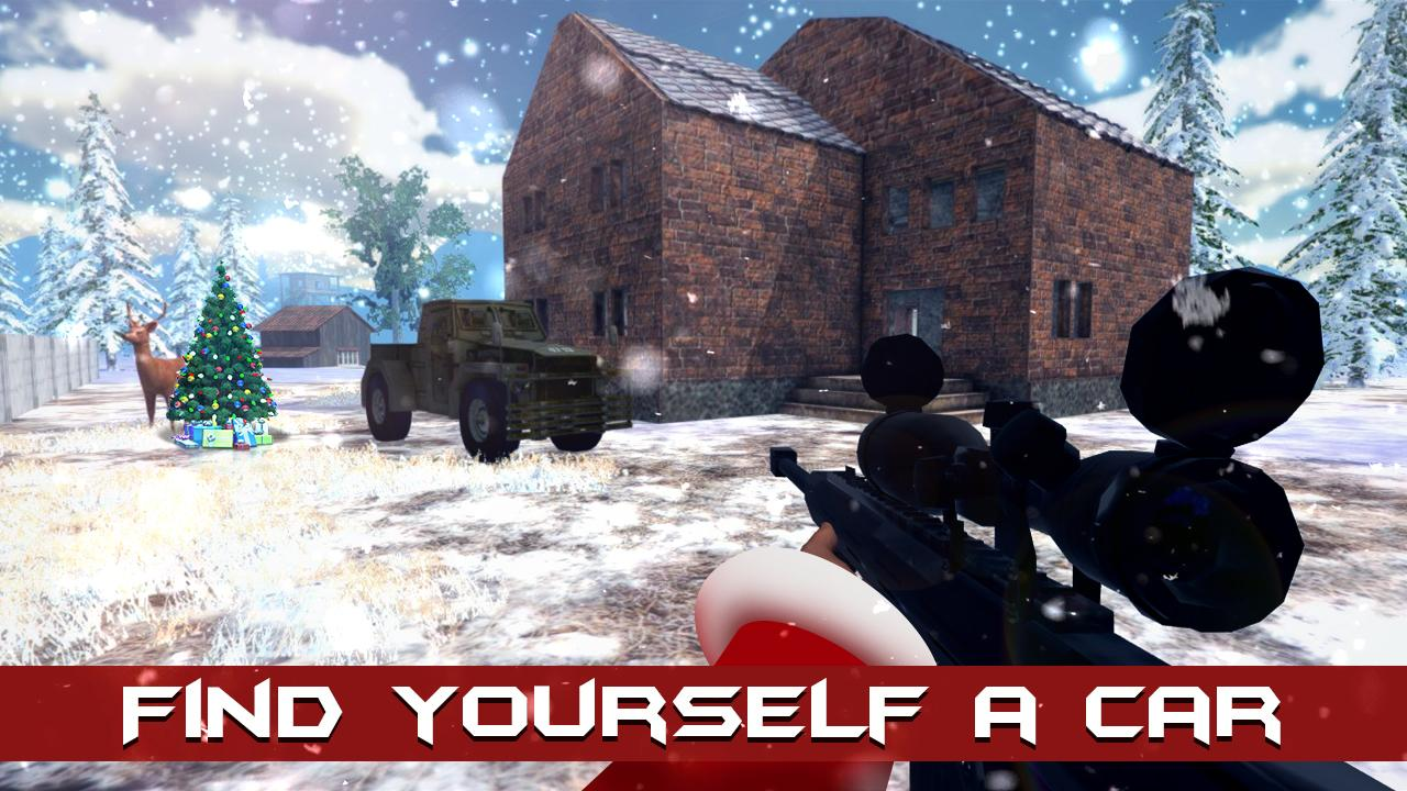 Survivor Royale christmas 02